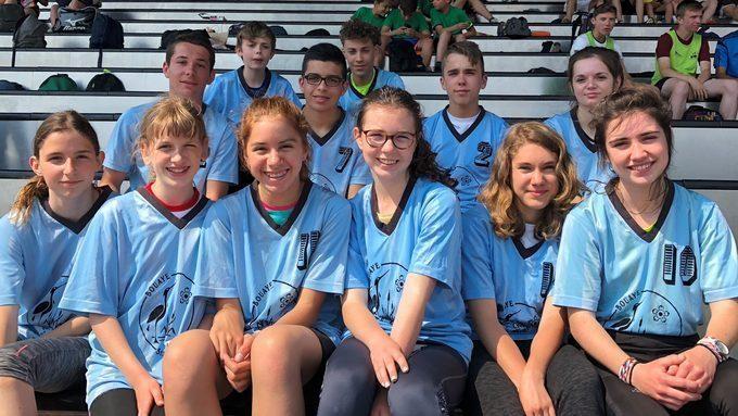 Championnat départemental d'athlétisme UGSEL