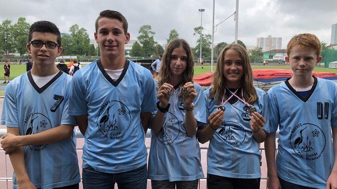 Championnat régional d'athlétisme UGSEL